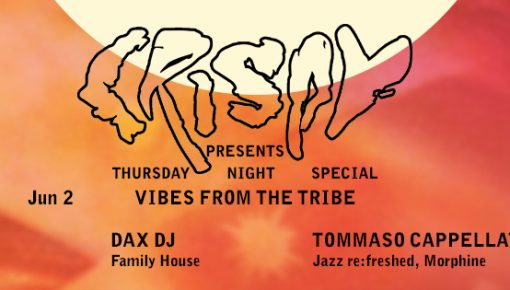 THURSDAY NIGHT SPECIAL: VIBES FROM THE TRIBE