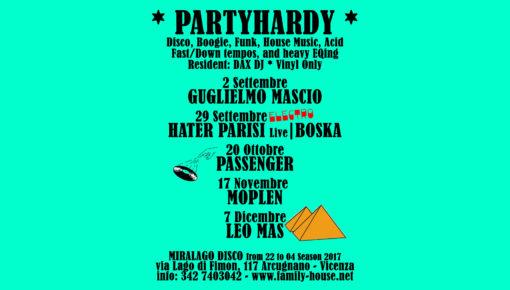 Season 2017 / partyhardy
