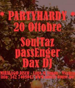 Venerdì 20 / partyhardy