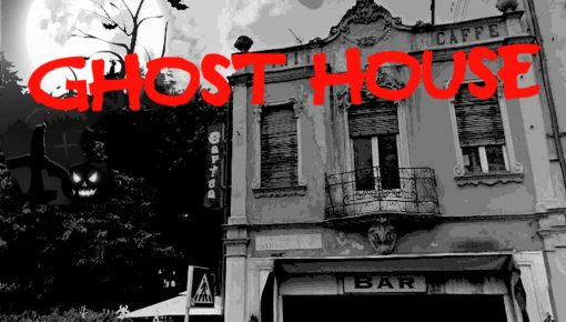 31.10.2017 GHOST HOUSE Halloween Party