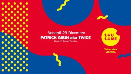 1.4 U 1.4 ME ∞ disco journey | urban festival